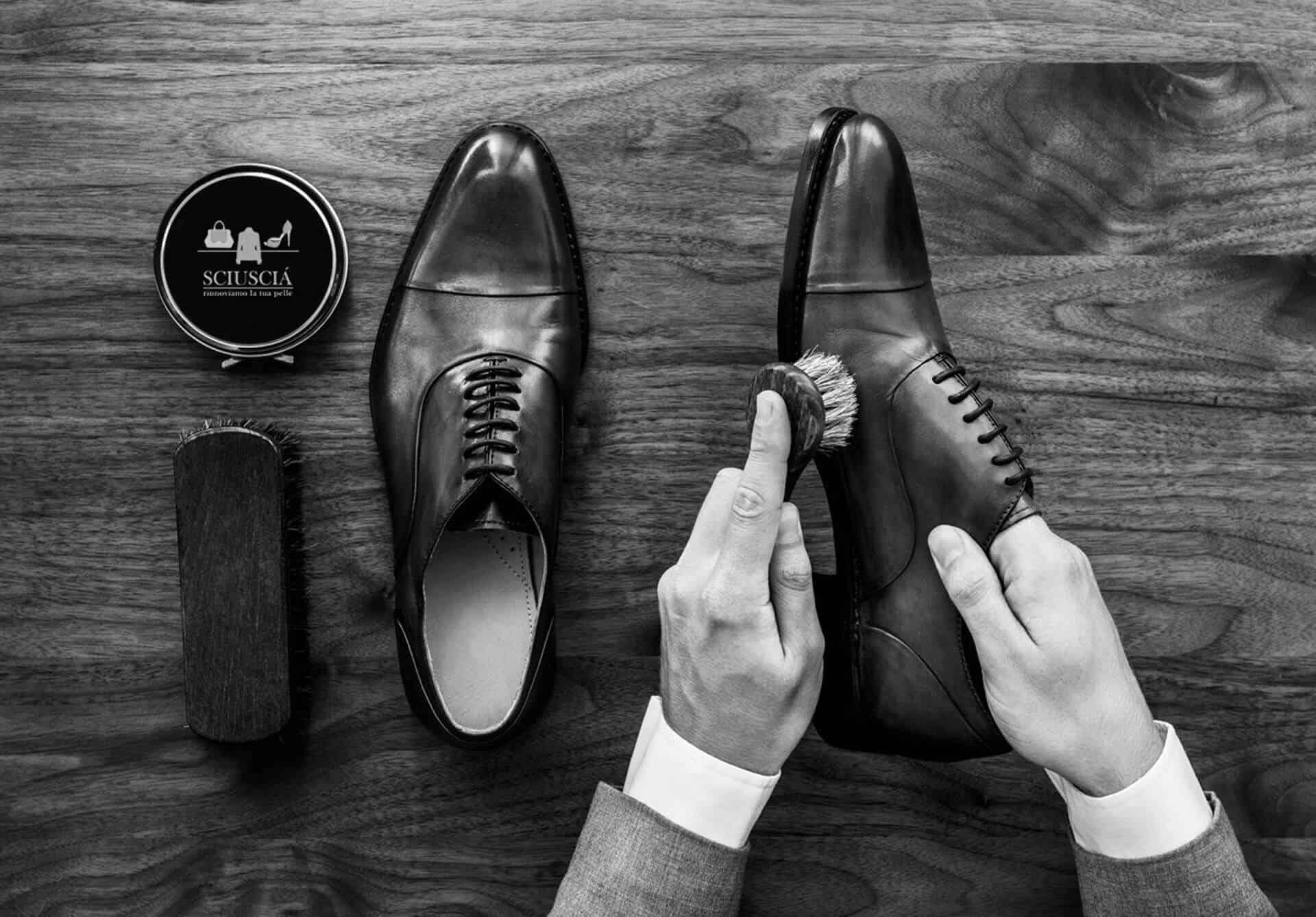 Sciuscia Padova Calzolaio, pulizia e riparazione scarpe
