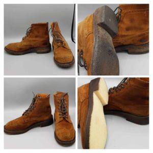 Pulizia e riparazione scarpe Padova 1